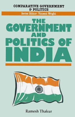 Book Government & Politics in India by R. Thakur