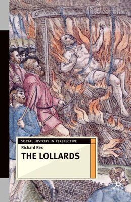 Book The Lollards by Richard Rex