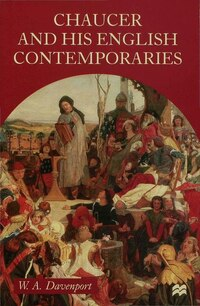 Chaucer And His English Contemporaries: Prologue And Tale In <i>the Canterbury Tales</i>