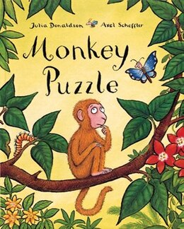 Book Monkey Puzzle by Julia Donaldson