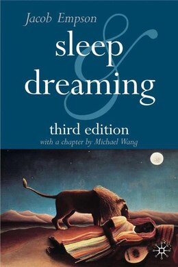 Book Sleep and Dreaming: Third Edition by Jacob Empson