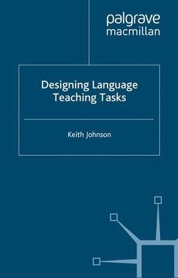 Book Designing Language Teaching Tasks by Keith Johnson