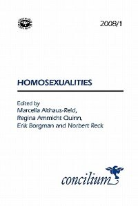 Book Concilium 2003/3 Homosexualities by Marcella Althaus-Reid