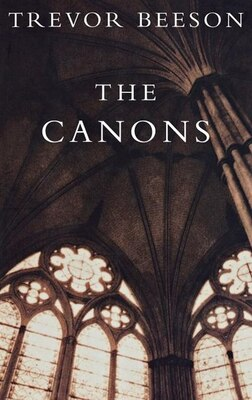Book The Canons: Cathedral Close Encounters by Trevor Beeson