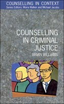 Book Counselling In Criminal Justice by Williams