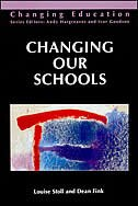 Book Changing Our Schools by Louise Stoll