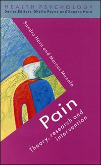 Book Pain: Theory, Research and Intervention by Sandra Horn