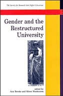 Book Gender And The Restructured University by Ann Brooks