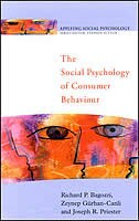 Book The Social Psychology of Consumer Behaviour by Richard Bagozzi