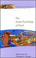 Book The Social Psychology of Food by Mark Conner