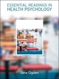 Book Essential Readings in Health Psychology by Jane Ogden