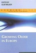 Book Growing Older in Europe by Alan Walker