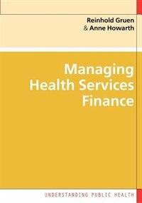 Book Financial Management in Health Services by Reinhold Gruen