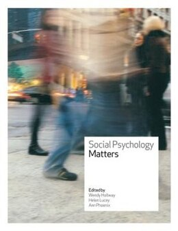 Book Social Psychology Matters by Wendy Hollway