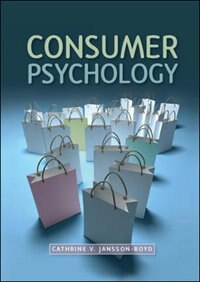 Book Consumer Psychology by Cathrine Jansson-Boyd
