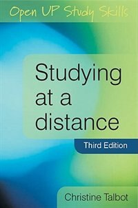 Book Studying at a Distance: A guide for students by Christine Talbot