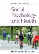 Book Social Psychology and Health by Wolfgang Stroebe