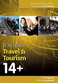 Book Teaching Travel and Tourism 14+ by Cliff Huggett