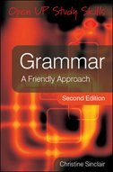 Grammar: A Friendly Approach: A friendly approach