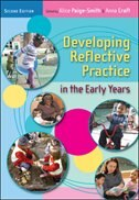 Book Developing Reflective Practice in the Early Years by Alice Paige-Smith