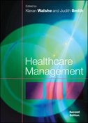Book Healthcare Management by Kieran Walshe