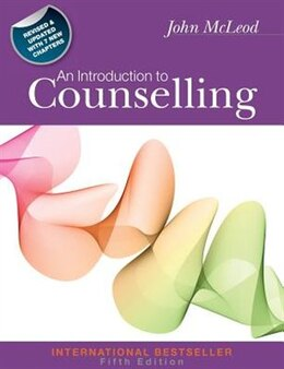 Book An Introduction to Counselling by John Mcleod