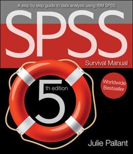 Book SPSS Survival Manual by Julie Pallant