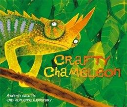 Book Crafty Chameleon by Mwenye Hadithi