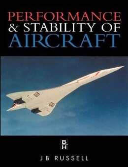 Book Performance And Stability Of Aircraft by J. Russell