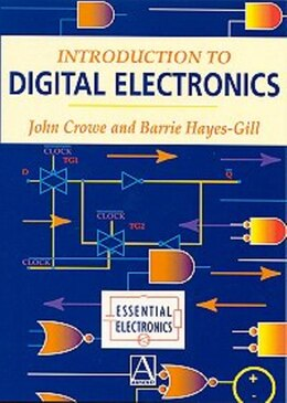 Book Introduction to Digital Electronics by J. Crowe