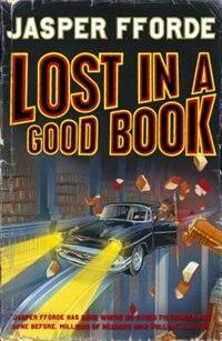 Book Lost in a Good Book by Jasper Fforde