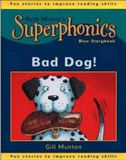Blue Storybook: Bad Dog!