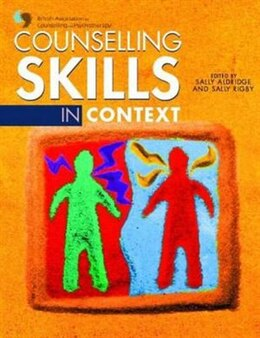 Book BAC Counselling Skills by Sally Aldridge