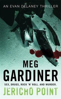 Book Jericho Point by Meg Gardiner
