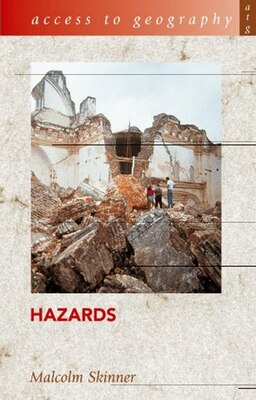 Book Access to Geography: Hazards by Malcolm Skinner