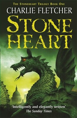 Book Stoneheart by Charlie Fletcher