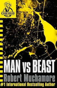 Cherub 6: Man Vs Beast