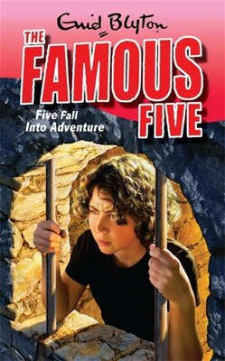Book Famous Five 9: Five Fall Into Adventure by Enid Blyton