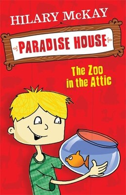 Book Zoo In The Attic by Hilary McKay