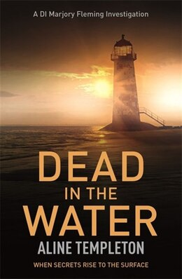 Book Dead In The Water by Aline Templeton