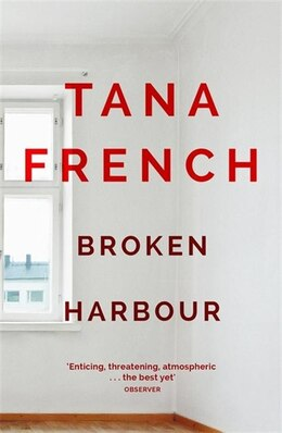 Book Broken Harbour by Tana French