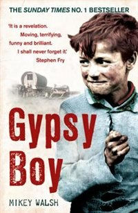 Book Gypsy Boy by Mikey Walsh