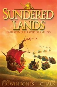 Book Sundered Lands 02: Fair Wind To Widdershins by Allan Frewin Jones