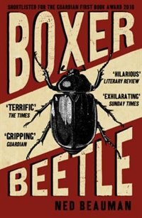 Book Boxer, Beetle by Ned Beauman