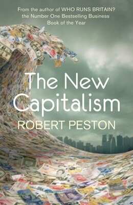 Book The New Capitalism by Robert Peston