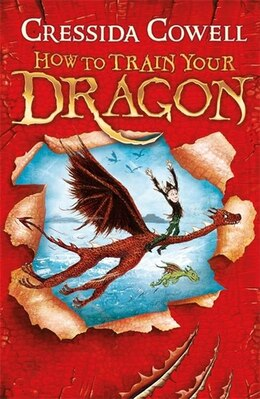 Book How To Train Your Dragon by Cressida Cowell