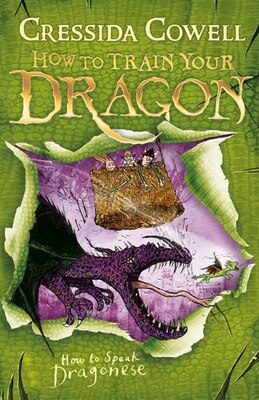 Book How To Speak Dragonese by Cressida Cowell
