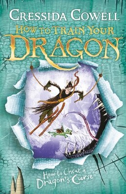 Book How To Cheat A Dragon's Curse by Cressida Cowell