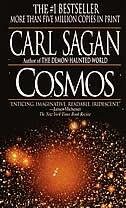 Book Cosmos by Carl Sagan