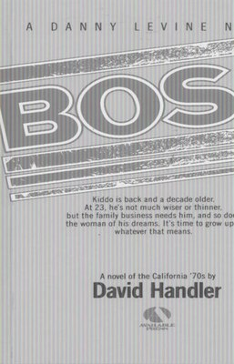 Book The Boss by David Handler